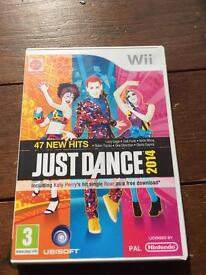 Just dance 2014 Wii game