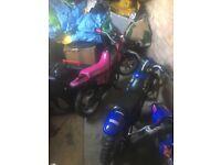Yamaha pw 50s x3 £550 EACH