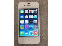 Apple iPhone 4s 16GB on EE network