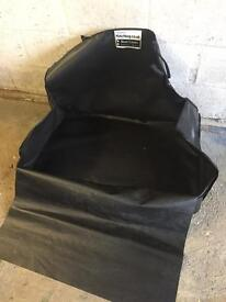 Audi A1 hatchbag, floor mats and boot insert