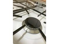 ** Brand New/Unused** Belling Gas Cooker with Twin Oven and Glass lid