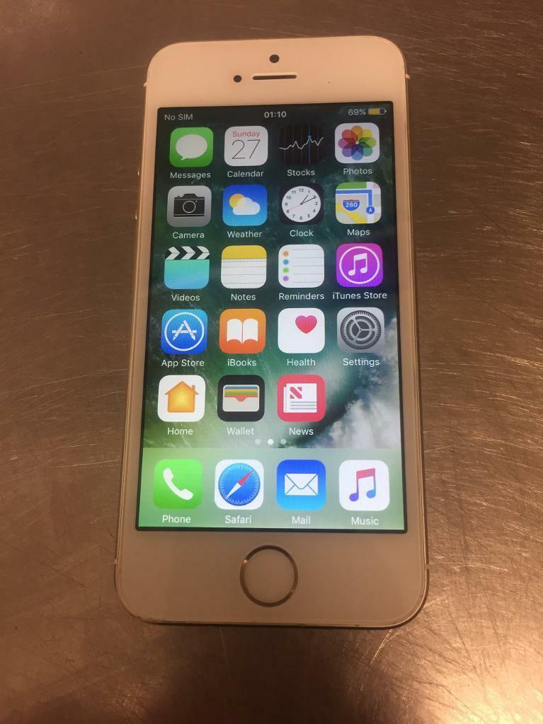 iPhone 5s 16GB goldin Hull, East YorkshireGumtree - iPhone 5s 16GB gold on EE network in very good condition come with charger