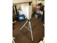 Portable aluminium mast with tripod (radio antenna mast)