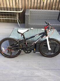 "Dawes bullet 20"" boys bike -reduced price"