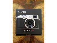 Fujifilm x100s £400