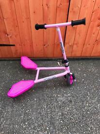 Sporter Scooter Pink