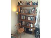 Large unique bookcase or room divider. Was £800 new