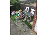 Free to collect scooters ride on activity table walking frame baby bath stool chairs walking frame