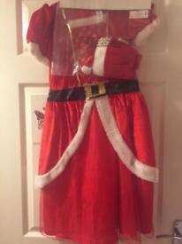 Girls Christmas Dress up