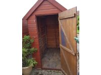 Free garden shed removal service we remove your unwanted garden sheds for free