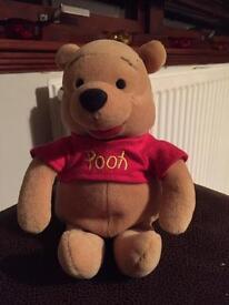Winnie the Pooh teddy bear