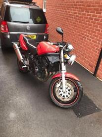 Cb400 - running project £550. Offers may be accepted