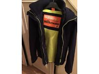 Supper dry jacket hardly used