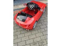 Ferrari ff 6v kids ride on car