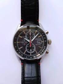 Citizen Eco-Drive Chronograph Watch RRP £130