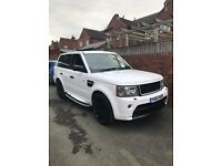 Range Rover Sport Hse Fully Loaded TVs PS3 etc!! May swap px try me??