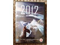 DVD - New/Unopened '2012'