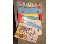 Wipe & clean 4 books