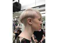 FREE HAIR CUT AT TONI AND GUY WESTFIELD