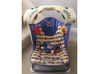 Fisher Price 'take along' baby swing seat