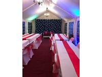 Marquee hire for all kind of events,gigs, parties, etc