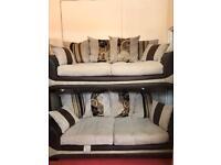 3& 2 seater sofas