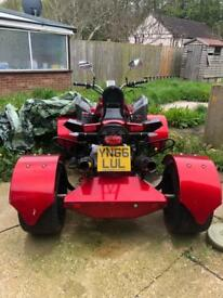 Jinling quad bike