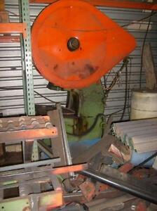 40 ton Brown and Boggs obi punch press, mech. clutch