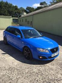 Late 2010 seat exeo 2.0 cr sport