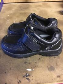 Boys school shoes size 11 new and unused