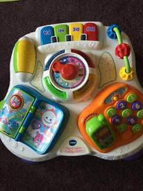 Vtech Play and Learn Activity Table