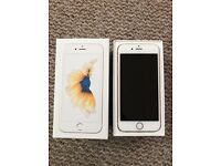 like new iPhone 6s gold vodafone or lebara delivery possible