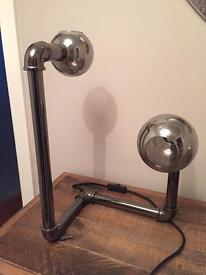 BHS Industrial Pipe Table Lamp