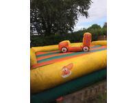 Bouncy castle / pillow