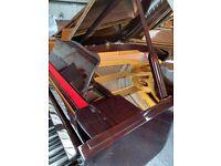 Astor 6ft grand Piano ||| walnut | Belfast pianos ||| Belfast