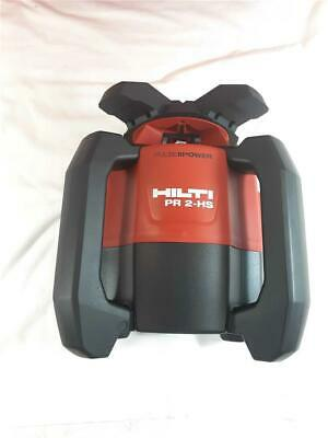 Hilti Pr 2-hs A12 Pulse Iipower Rotating Laser Level With Case Mint Condition