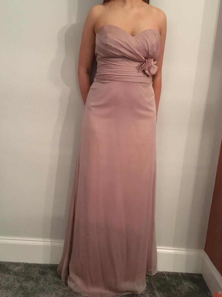 Prom belsoie dress size 10