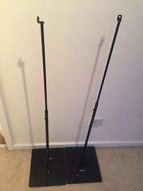 Universal Speaker Stands - MINT condition