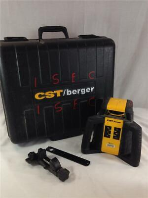 Cstberger Red Rotary Laser Rl25h With Case