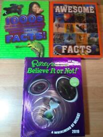 Bundle of Kids Fact Books