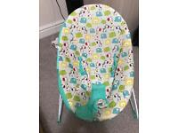 FREE Bright Stars Baby bouncy chair