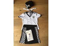 Police woman Fancy Dress