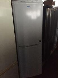 Hotpoint white good looking frost free A-class fridge freezer cheap bargain