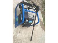Honda petrol pressure washer with cat pump