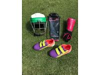Camogie Hurling Helmet Boots Shin guards