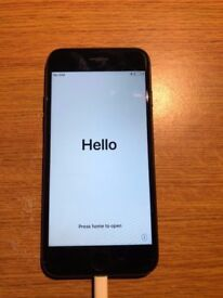iPhone 7 32GB black,unlocked any network, boxed,great condition
