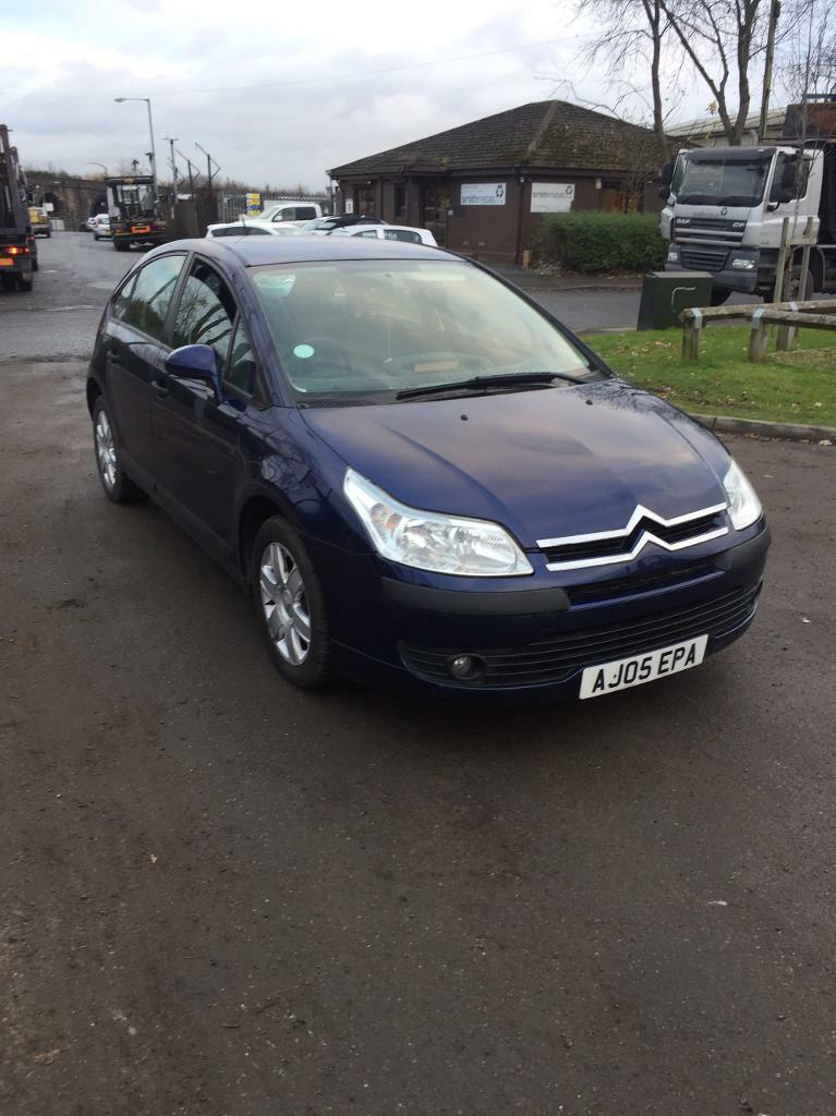 Citreon c4 cheap car £400