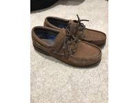 Dubarry Clipper deck shoes size 9