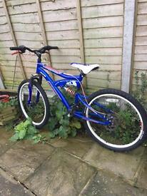 Shaman Dual Disk Child's Bike