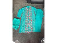 Asian Ladies readymade salwar kameez large size